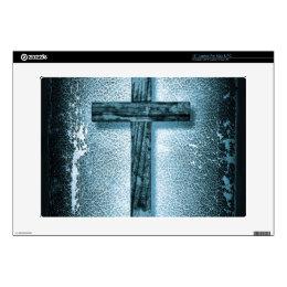 Cross Religion, Faith, Saint, New, Style, Church Decal For Laptop