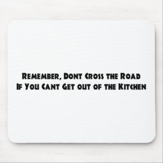 Cross Road Boondock Mouse Pad