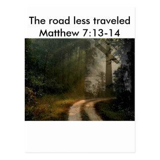 Cross Road Postcard