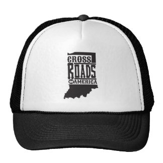 Cross Roads Of America Indiana Hat