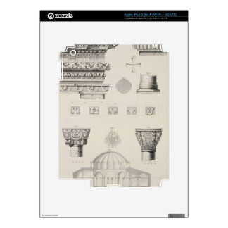 Cross section and architectural details of Kutciuk iPad 3 Skin