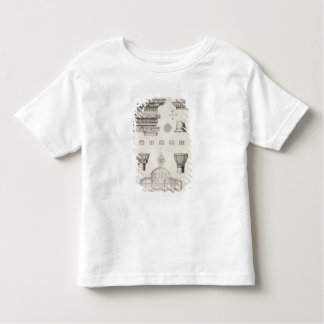 Cross section and architectural details of Kutciuk Toddler T-shirt