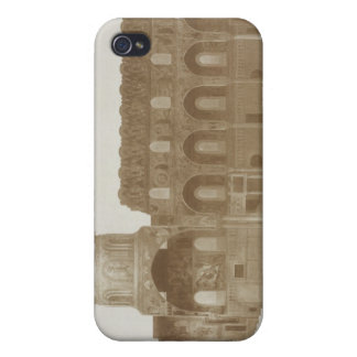 Cross-Section of the Palatine Chapel, Palermo, Sic iPhone 4/4S Case