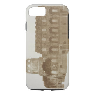 Cross-Section of the Palatine Chapel, Palermo, Sic iPhone 8/7 Case