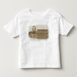Cross-Section of the Palatine Chapel, Palermo, Sic T Shirt