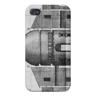 Cross-section of the Villa Rotonda near iPhone 4/4S Cover