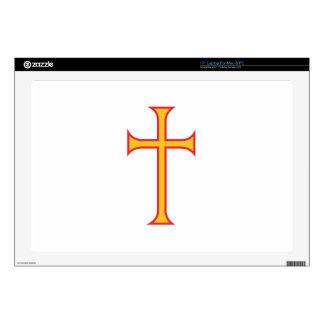 """Cross Skin For 17"""" Laptop"""