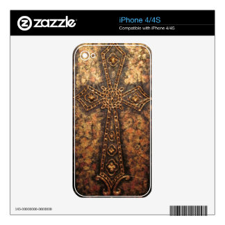 Cross Skins For The iPhone 4S
