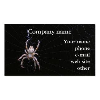 Cross Spider ~ biz card Business Card