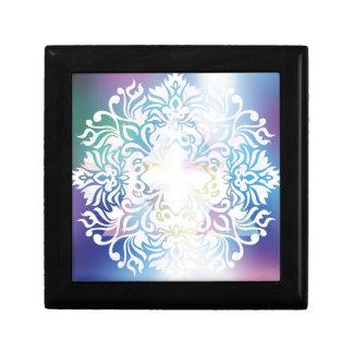 Cross,spiritual art,mandala,healing,energy,chakra gift box