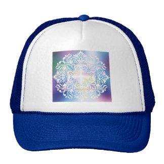 Cross,spiritual art,mandala,healing,energy,chakra trucker hat