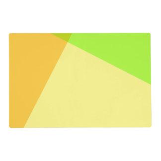 Cross Square (Change Color) Placemat