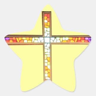 Cross - stickers