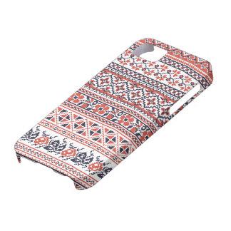 Cross-stitch design Patterns iPhone SE/5/5s Case