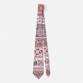 Cross-stitch design Patterns Tie