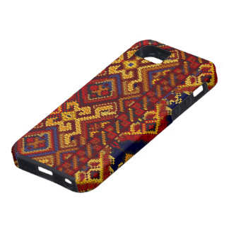 Cross Stitch Embroidery iPhone 5 TOUGH Case