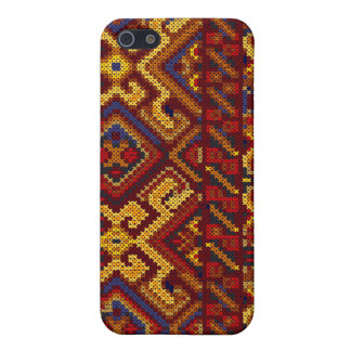Cross Stitch Embroidery Pattern iPhone 4/4S Speck iPhone SE/5/5s Cover