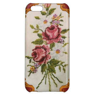 cross-stitch machining photograph IPhone 5 cases