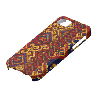 Cross Stitch Pattern iPhone 5 BARELY THERE Case