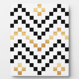 Cross Stitch Plaque