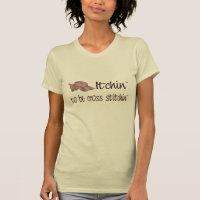 Cross Stitching T-Shirt