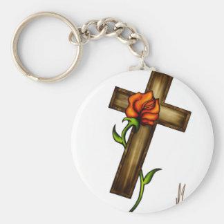 cross-tattoo-designs-8.jpg basic round button keychain