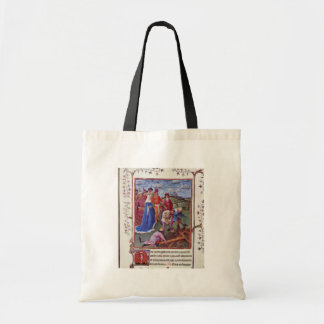 Cross Tracing By Eyck Jan Van (Best Quality) Budget Tote Bag