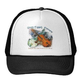 Cross Tunes Forever Trucker Hat