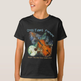 Cross Tunes Forever Shirts