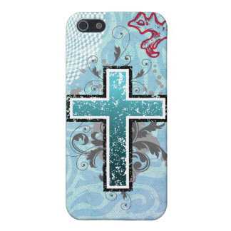 Cross turqouise solid cover for iPhone SE/5/5s