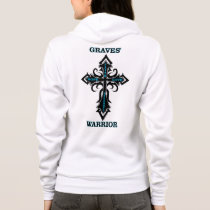 Cross/Warrior...Graves' Hoodie