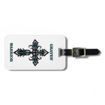 Cross/Warrior...Graves' Luggage Tag