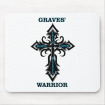 Cross/Warrior...Graves' Mouse Pad