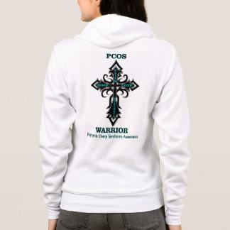 Cross/Warrior...PCOS Hoodie