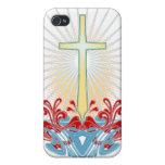 Cross_Water_Blood-1 iPhone 4 Coberturas