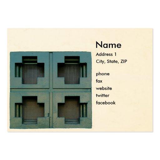 cross windows business card templates zazzle