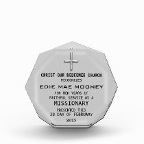 Cross Years of Service Award