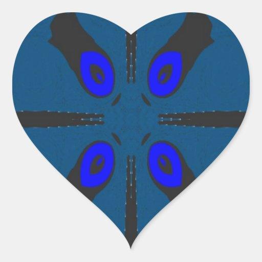 crossblue.jpg pegatina en forma de corazón