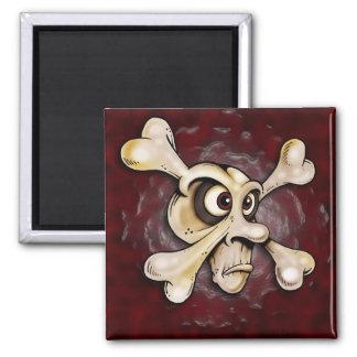 Crossbone Magnet