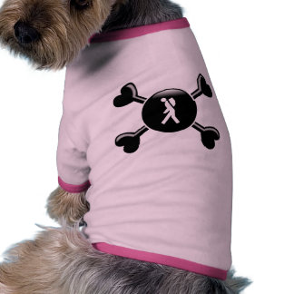 Crossbones Backpacking Pet Shirt