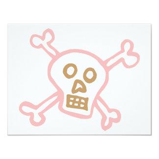 Crossbones! Card