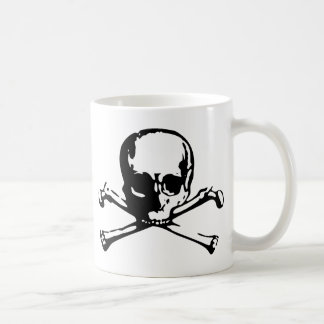 Crossbones Coffee Mug