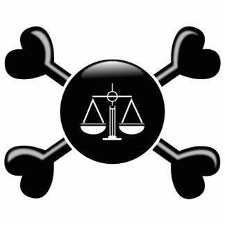 Crossbones Criminal Justice Photo Cutout
