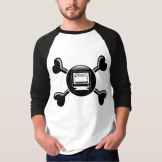Crossbones Desktop Publishing T-Shirt