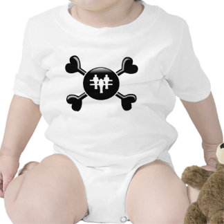 Crossbones Foosball T-shirts