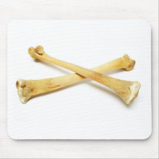Crossbones Mouse Pad