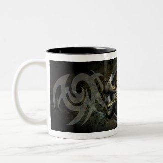CROSSBONES Mug mug