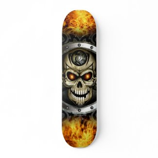 crossbones skateboard skateboard