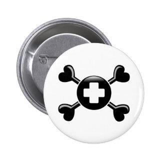 Crossbones Surgical Technology Button