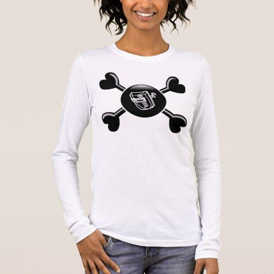 Crossbones Welding Long Sleeve T-Shirt